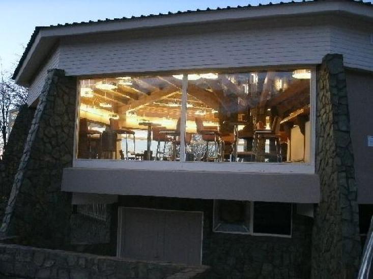 Vista externa do Hotel Las Lengas - Foto de Hotel Las Lengas ...