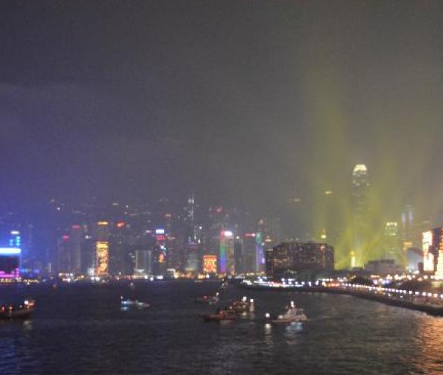 The Excelsior Hong Kong Vue Sur Hong Kong