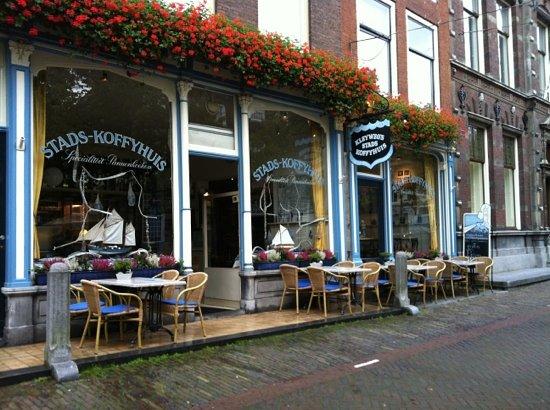 Restaurant Cafe Zondag Delft