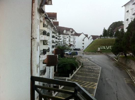 Fraser S Silverpark Resort Apartment Compound