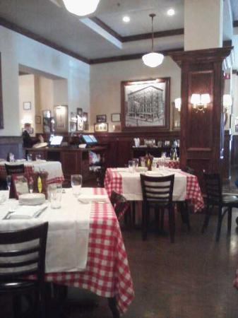 Interior   Picture of Maggiano s Little Italy  Troy   TripAdvisor Maggiano s Little Italy  Interior