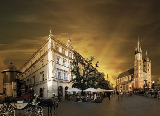 Photos of The Bonerowski Palace, Krakow