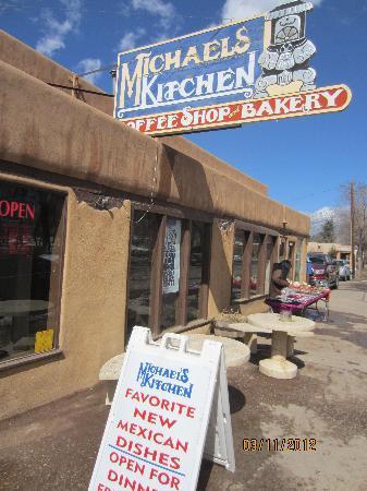 Michael Kitchen Taos Foto Michaels Cafe Bakery