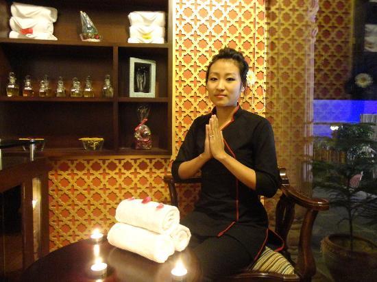 J Thai Spa Signature Scrub