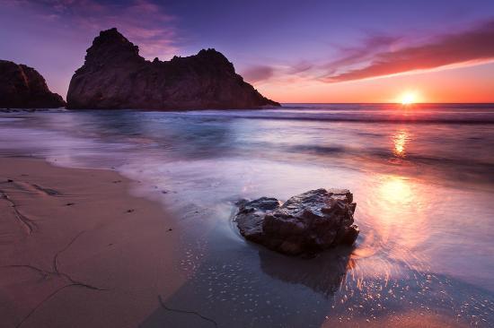 Pfeiffer Beach - Picture of Pfeiffer Big State Beach, Big Sur