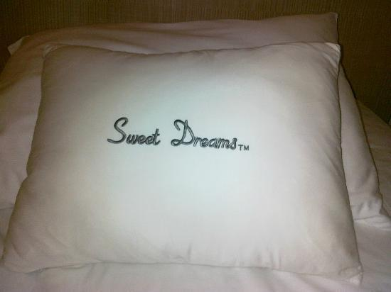 sweet dreams pillow picture of