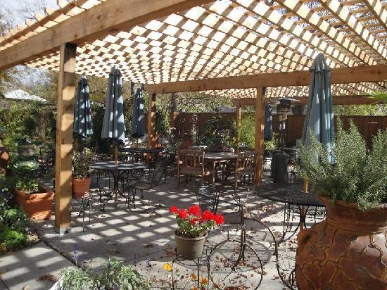 Garden Cafe, Dallas