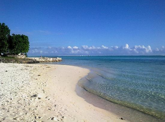 Matira Beach: ancora blu