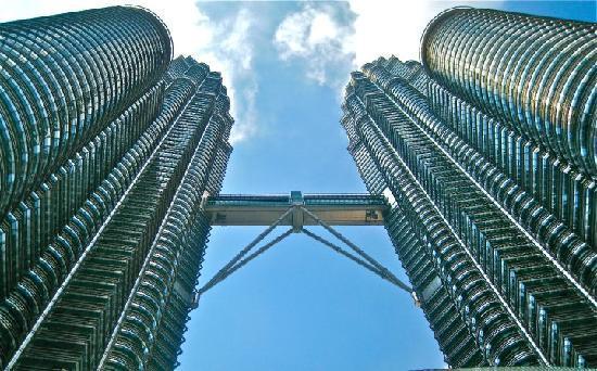 Gambar Petronas Twin Towers, Kuala Lumpur