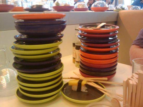 Yo Sushi Love Club