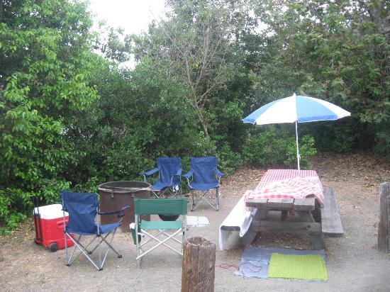 San Mateo County Camping