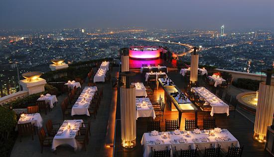 Photos of Sirocco Restaurant, Bangkok