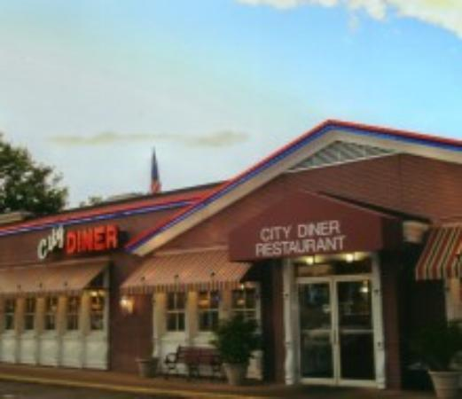 City Diner Restaurant Falls Church Menu Prices