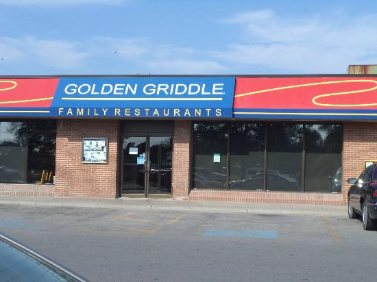 Golden Griddle Family Restaurant London 1067 Wellington