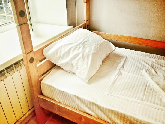 Pumba Hostel Comfy Wooden Beds Great Mattresses And Pillows