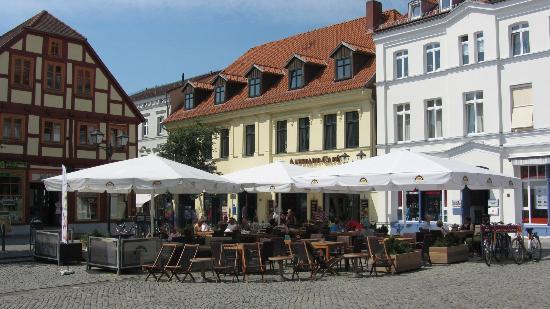 Restaurant Cafe Leddermann Waren Muritz