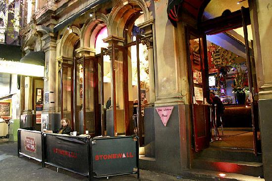 The Stonewall Hotel Sydney Australia Hours Address