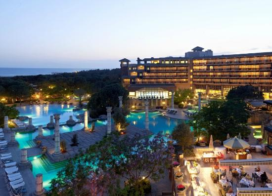 Xanadu Resort Hotel (Belek, Turkey - Antalya Province ...