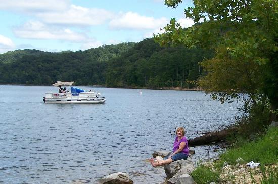 Bluegill Fishing Lake Conway