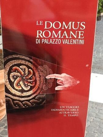 Meravigliose Foto Di Le Domus Romane Di Palazzo