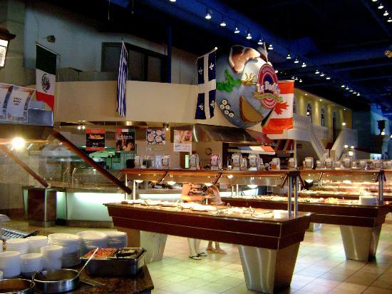 Buffet Des Continents Sherbrooke Restaurant Avis