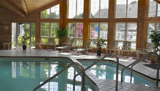 Indoor Pool Picture Of Baileys Harbor Yacht Club Resort Baileys Harbor TripAdvisor