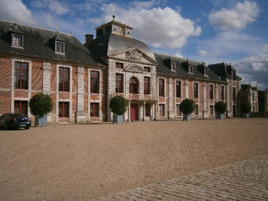 Panorama Photo De Chateau Du Champ De Bataille Le