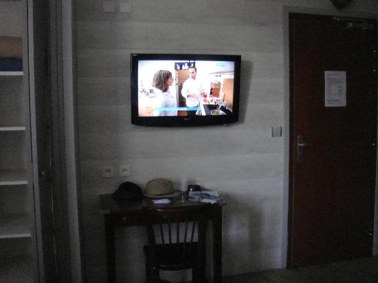 tele chambre photo de hotel