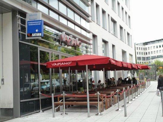 Vapiano Stuttgart Restaurant Bewertungen Fotos