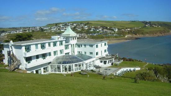 Pictures of Burgh Island Hotel - Hotel Photos