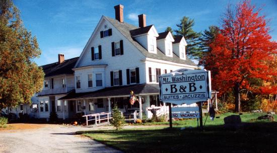 Mt. Washington Bed and Breakfast - UPDATED 2018 Prices & B ...