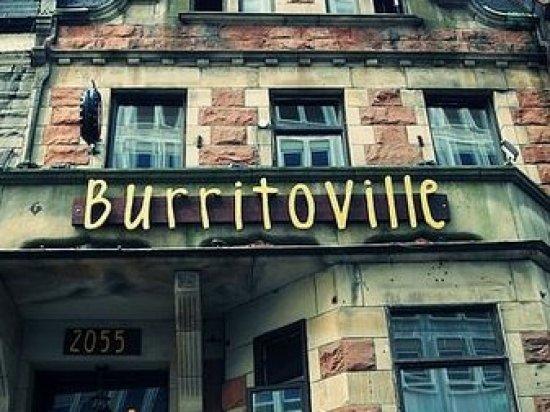 Burritoville resto vege