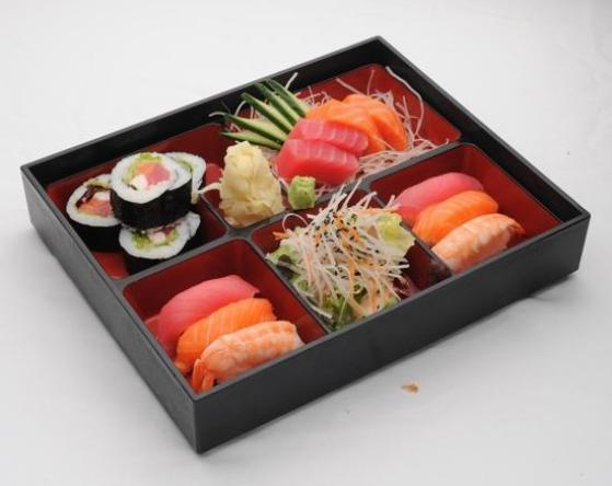 Leroy Sushi - Picture of Leroy Cafe Westend City Center, Budapest ...