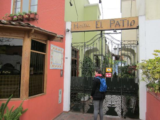 bild von hotel ayenda el patio