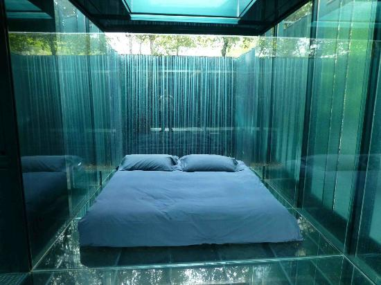 chambre - Picture of Les Cols Pavellons, Olot