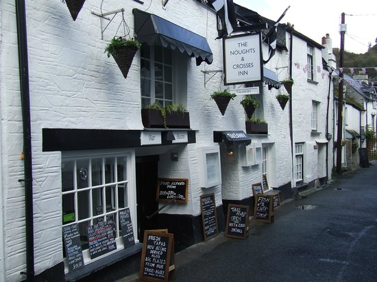Noughts Picture Of The Noughts Amp Crosses Inn Polperro