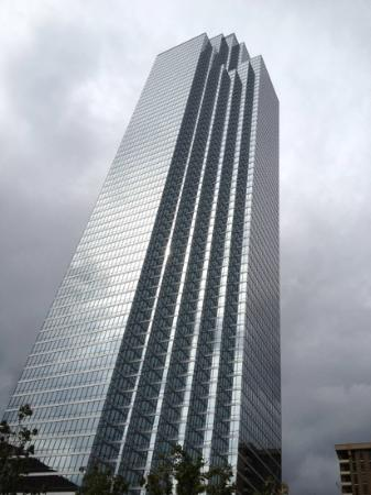 Bank Of America Tower Dallas Tx Address Architectural