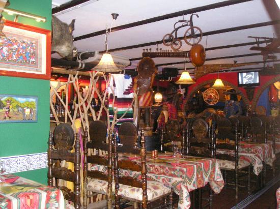 Restaurante Tex Mex Chili 39 S Inside