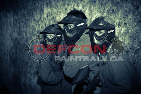 Defcon Paintball Toronto Ontario Hours Address Game