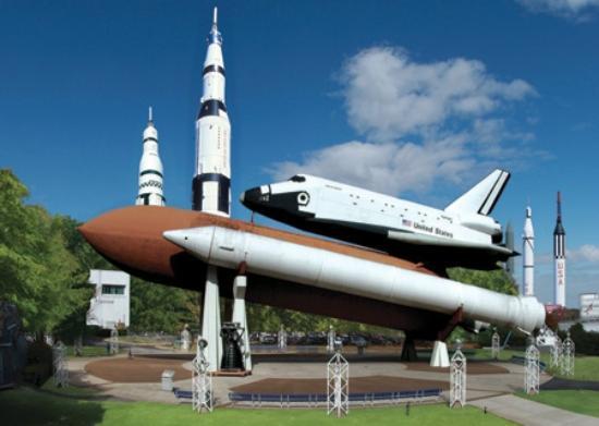 US Space and Rocket Center Huntsville Aktuelle 2018 Lohnt es sich
