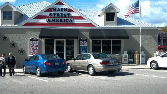 Main Street America An Eatery Lake Placid Restaurant