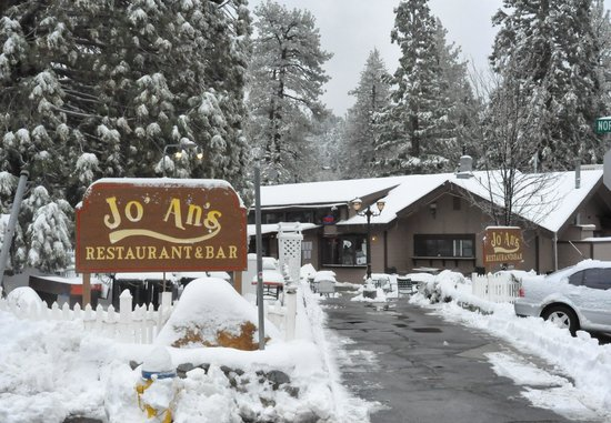 Jo'an's Restaurant & Bar, Idyllwild - Restaurant Reviews ...