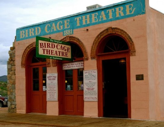 Photos of Birdcage Theater, Tombstone