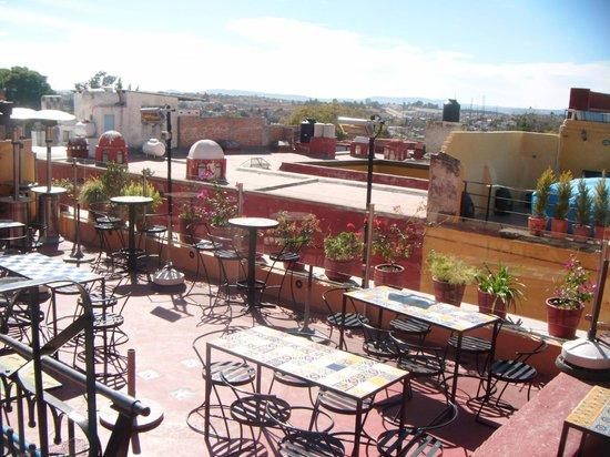 Terraza! : fotografía de MAMA MIA, San Miguel de Allende - Tripadvisor