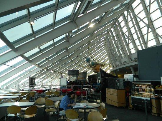 Adler Planetarium Inside