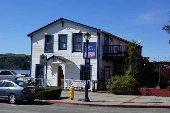 Sailor Jack's in Benicia, California