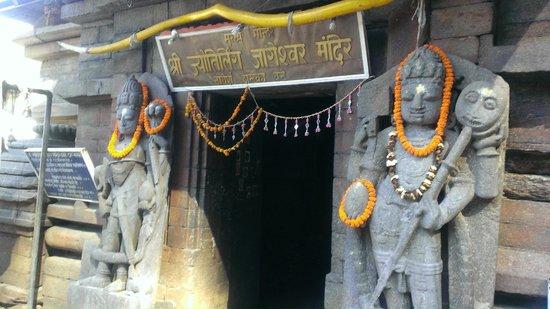 Picture Of Jageshwar Temple, Uttarakhand