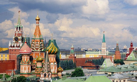 Moscow Tourism: Best of Moscow, Russia - TripAdvisor