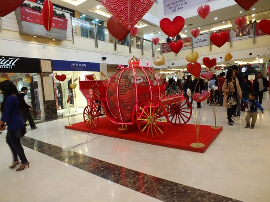 During Valentine Day Picture Of Select Citywalk New