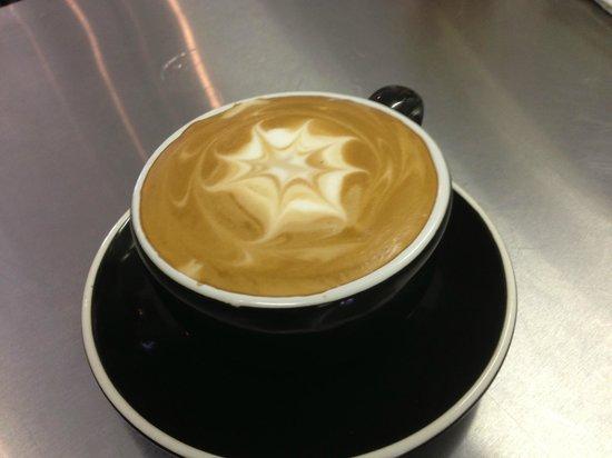 302 Main Espresso Coffee And In Urban Chic Decor